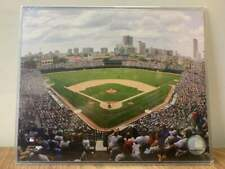 "CHICAGO CUBS WRIGLEY FIELD Stadium Photo File 8""x10""(top loader)"