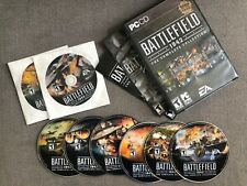 2005 BATTLEFIELD 1942 The Complete Collection PC CD-ROM Game 8 Disc set    M8