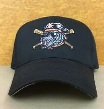 Vintage MiLB ERIE SEA WOLVES Minor League SnapBack HAT Cap NWT RARE Old Stock