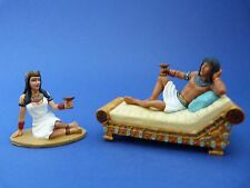 Soldats de plomb King & Country retired - AE021 - Invités du banquet égyptien 1