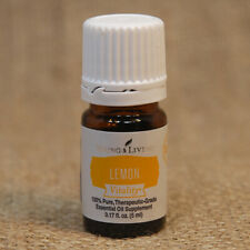 Young Living LEMON VITALITY 5 mL Essential Oil NEW Unopen SHIP 24 hrs DEPRESSION