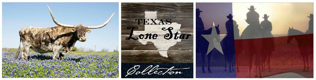 Texas Lone Star Collection