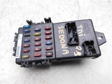car fuses fuse boxes for kia kia sedona 2 9 tdi fuse box