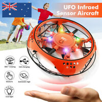 L101 Flying UFO Mini Drone Indoor Induction Hover RC Quadcopter Toy For Kid Gift