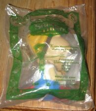 2007 Shrek The Third McDonalds Match Up Challenge Game Little Wooden Puppet #8