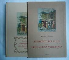 A. Consiglio, SENTIMENTO DEL GUSTO OVVERO DELLA CUCINA NAPOLETANA, Parenti, 1957