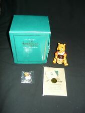 """WDCC 1996 Winnie the Pooh """"Time for Something Sweet"""" Walt Disney Classics NEW"""