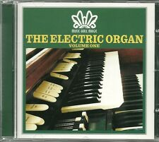 THE ELECTRIC ORGAN VOLUME ONE (1) CD - I GOT RHYTHM, SIERRA SUE & MORE