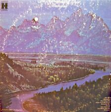 THE NORMAN LUBOFF CHOIR moonglow LP HARMONY USA blue moon/remember me RARE VG++