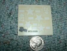 Monogram decals Kit# 6813-0300 Tigercat Mm