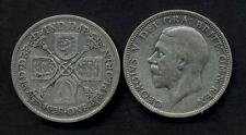GREAT BRITAIN Florin 1928 AG George V