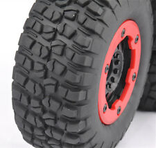4X HPI Racing Short Course Bead-Loc Tires Wheel Rims HSP 1:10 TRAXXAS Slash Car