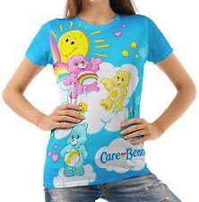 Care Bears Women's T-Shirt Tee S M L XL 2XL