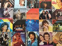 20x Orginale Singels LP Rock/Pop/Schlager 1979-1989