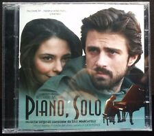 Lele Marchitelli ‎– Piano Solo 2XCd 2007 Still Sealed OST Luca Flores
