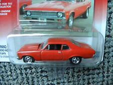 1971 CHEVY NOVA             2001 JOHNNY LIGHTNING CLASSIC GOLD COLLECTION  1:64