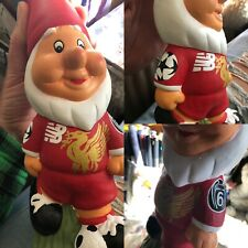 Liverpool FC Champions League Hand Painted Football Garden Gnome (Oct Onwards)