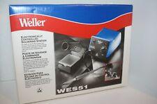 Weller WES51 Soldering Station