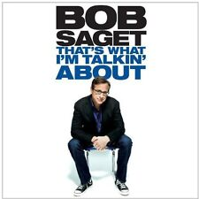 Bob Saget - That's What I'm Talking About [New CD] Explicit
