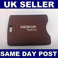 Brand New Replacment NOKIA n95 COVER POSTERIORE BATTERIA Prugna UK Venditore