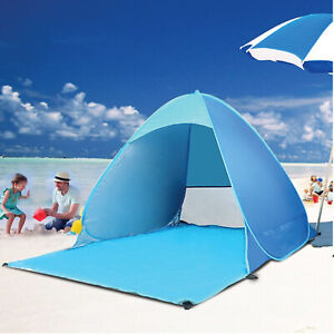Pop Up Beach Tent Portable Sun Shade Shelter Outdoor Camping Fishing Canopy US