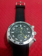 SECTOR OCEAN MASRER  QUARTZ  CHRONOGRAPH watch