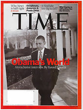 TIME Magazine January 30, 2012 Obama, Paula Deen, YouTube, Romney, Jimmy Carter