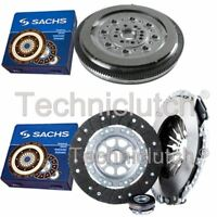 SACHS CLUTCH KIT AND SACHS DMF FOR MERCEDES-BENZ SPRINTER PLATFORM/CHASSIS 208 D