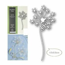 Dandelion Cutting Dies Stencil DIY Scrapbook Album Paper Card Embossing Craft