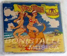 AEROSMITH - GIRLS OF SUMMER - CD Single Sigillato