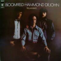 Mike Bloomfield , John Paul Hammond , Dr. John - Triumvirate (LP)