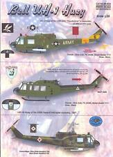 Print Scale Decals 1/35 Bell Uh-1 Huey Helicopter