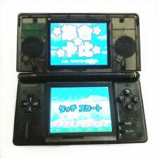 Renoviert Nintendo DS Lite-Spiele konsole NDSL-Video spiel system -Klare Schwarz