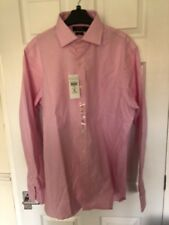 Polo Ralph Lauren Men's Pink Oxford Shirt 16.5 Collar With Tags