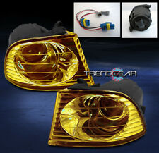 2001 2002 2003 2004 2005 LEXUS IS300 BUMPER PROJECTOR YELLOW LENS FOG LIGHT LAMP