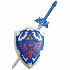 The Legend Of Zelda Skyward Sword And Shield Safety Cosplay Props Toys Kid Gift