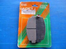 Plaquettes de freins avant Jadet pour Mazda: 929, 121, RX5, Luce Legato