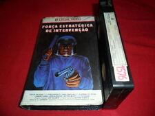 Action & Adventure PAL VHS Films The Originals