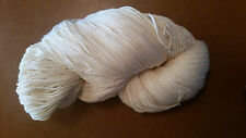 100% MERINO WOOL YARN (1 LB) DK Weight (undyed) **SOFT** ETHICALLY-SOURCED