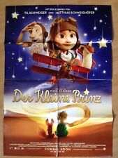 Filmposter * Kinoplakat * A1 * Der kleine Prinz * 2015 * Regie: Mark Osborne