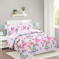 Kids Bedspread Quilts Set Throw Blanket for Teens Boys Girls Bedding Twin, A72