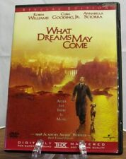 """What Dreams May Come"" (Dvd,1998)~Media Special~25% Off 4 Or More!"