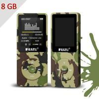 16GB 8G 4G RUIZU MP3 MP4 Music Players Sport Mini Lossless HIFI Recorder AB