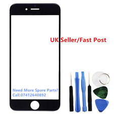 Front Glass Lens Screen Black Tools Replacement Part Repair for iPhone 6 Plus