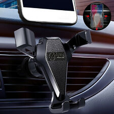 Gravity Car Mount Phone Holder Air Vent Cradle For iPhone X XR XS Samsung S10 S9