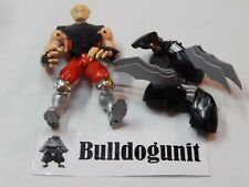 Ninja Sabretooth w/ Claws X-Men Figure Toy Biz 1996 Ninja Force Marvel