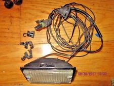 1984-1996 CORVETTE C4 HOOD LIGHT  with wiring , clips , connector