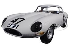 "1963 JAGUAR LIGHTWEIGHT E-TYPE #47 ""COOMBS 4 WPD"" 1/18 DIECAST BY PARAGON 98341"