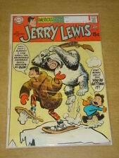 ADVENTURES OF JERRY LEWIS #116 FN (6.0) DC COMICS JANUARY 1970 **