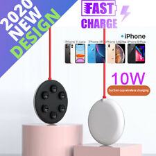 10W Magnetic Fast Wireless Charger Charging Pad For Apple iPhone Samsung